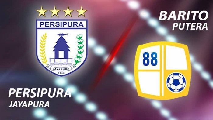 Live Streaming Liga 1 2019 Persipura Jayapura Vs Barito Putera di Vidio.com Pukul 15.30 WIB