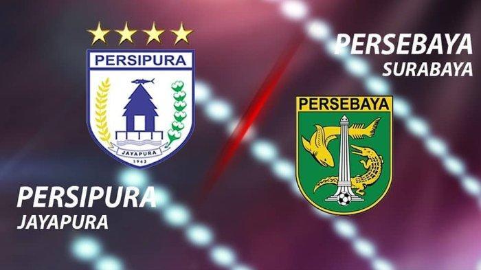 Link Live Streaming Liga 1 2019 Persipura Jayapura Vs Persebaya Surabaya, Pukul 18.30 WIB