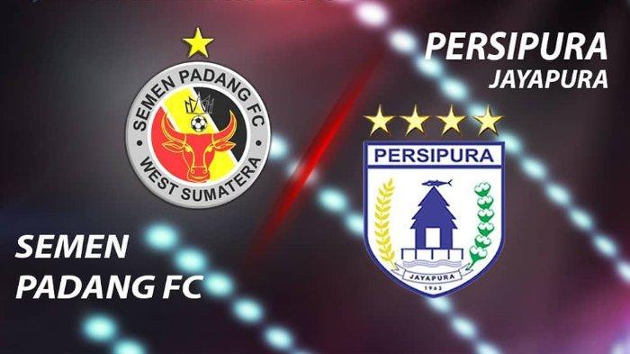 SEDANG BERLANGSUNG - Live Streaming Semen Padang Vs Persipura Jayapura di TV Online, Pukul 16.00 WIB
