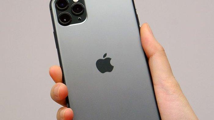 Logonya Cacat, iPhone 11 Pro Ini Harganya Malah Semakin Mahal, Dibanderol hingga Rp 39,4 Juta