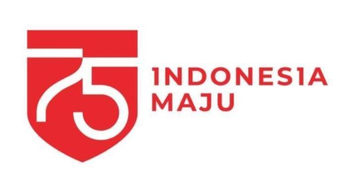 Bertema 'Indonesia Maju', Download Logo HUT ke-75 RI dalam Format HD JPG, PNG, dan AI