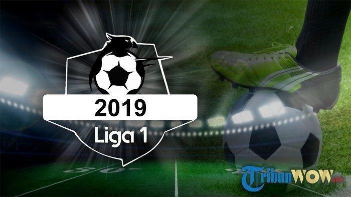 Jadwal Lengkap Siaran Langsung Pekan Ke-22 Liga 1 2019, Ada Laga Persipura Vs PS Tira Persikabo
