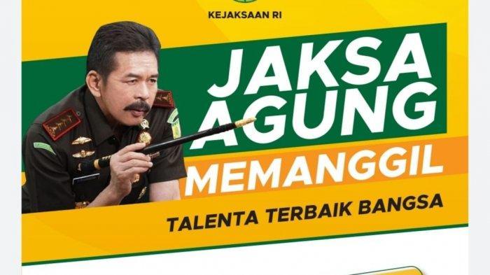 Kejaksaan Republik Indonesia Buka Lowongan Kerja CPNS, Cek Jurusanmu