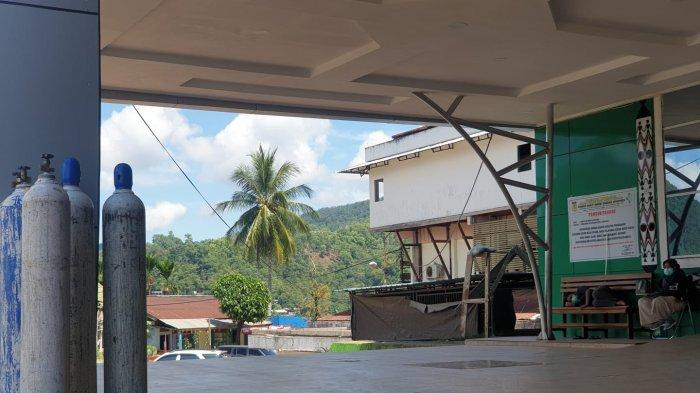 Pasien Covid-19 Di RSUD Jayapura Menurun, Victor : Kami Sudah Bisa Sedikit Bernafas
