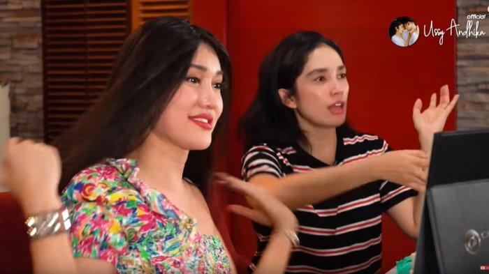 Ussy Sulistiawaty Kaget Lihat Wajah Polos Lucinta Luna Tanpa Make Up: Pakai Apa Sih Kamu?
