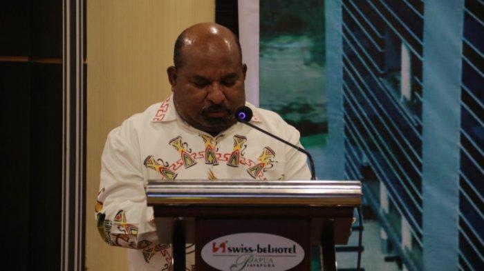 Gubernur Papua Lukas Enembe Mengaku Lapor Konsulat saat Masuk ke Papua Nugini