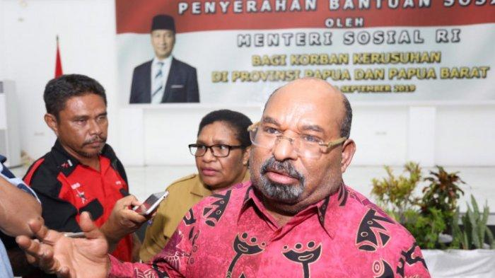 Inilah Alasan Lukas Enembe Larang Aksi Demo soal Plh Gubernur Papua