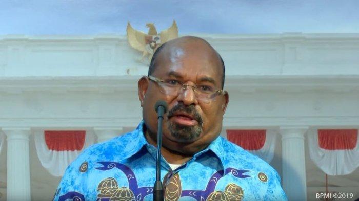 Gubernur Lukas Enembe Bingung 300 Mahasiswa Papua Pulang Kampung: Kenapa Pulang? Untuk Apa?