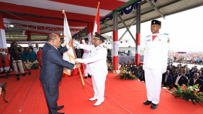 Gubernur Lukas Enembe Minta Borong Emas Semua Cabor PON 2020 Papua yang Dipertandingkan di Mimika