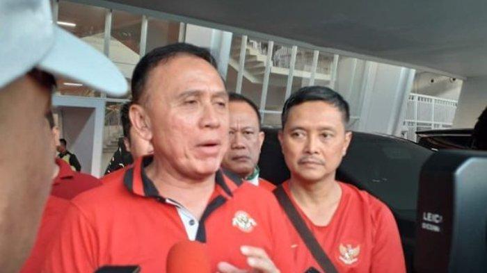 Iwan Bule Resmi Terpilih Jadi Ketua Umum PSSI