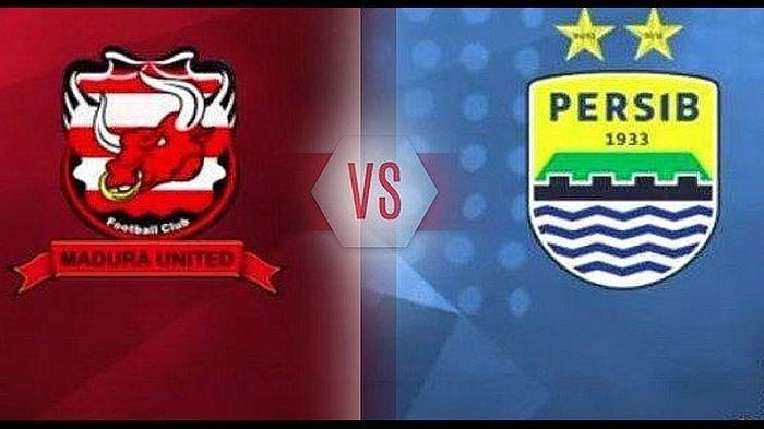 Link Live Streaming Liga 1 2019 Madura United Vs Persib Bandung di Indosiar, Tonton via HP
