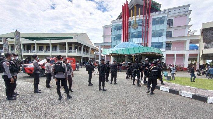 Masih Belum Kuat, Polisi Cari Saksi Baru Kasus Unipa Manokwari