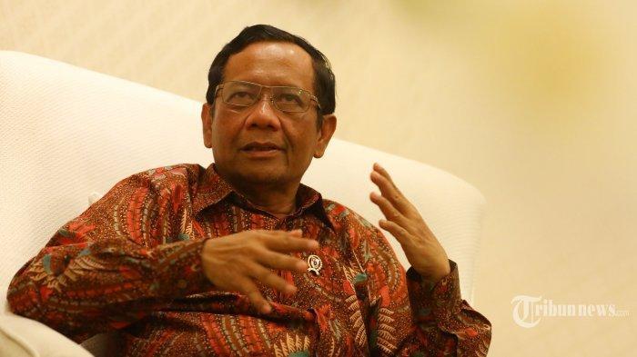Reaksi Mahfud MD soal KPK Gagal Geledah Kantor PDIP: Campuran Gagap dan Masa Transisi Itu