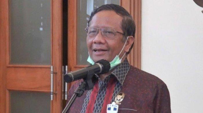 Mahfud MD Ungkap Hasil Investigasi TGPF, Ada Dugaan Aparat Terlibat dalam Penembakan Pendeta Yeremia