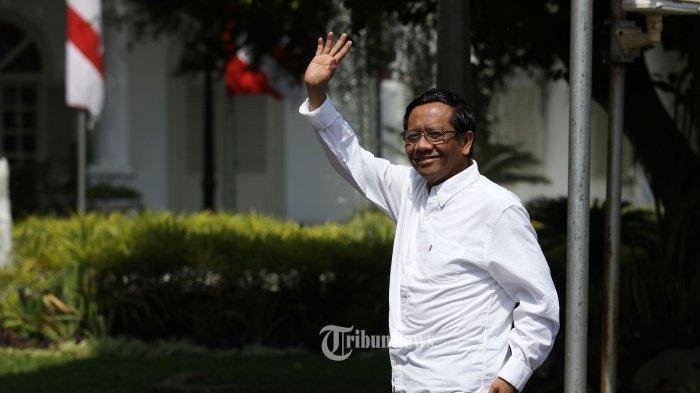 Saat Mahfud MD Diprediksi Maju Pilpres 2024 dengan Anies Baswedan, Prabowo Maju dengan Puan?
