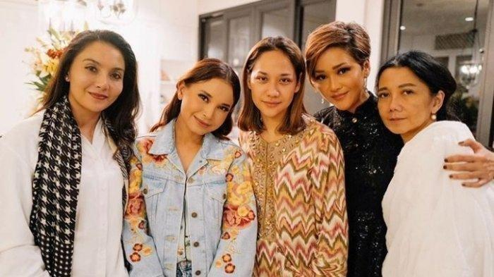 Pulang Indonesian Idol, Maia dan Rossa Datangi BCL Jam 2 Pagi: Semangat Unge, Kamu Bisa
