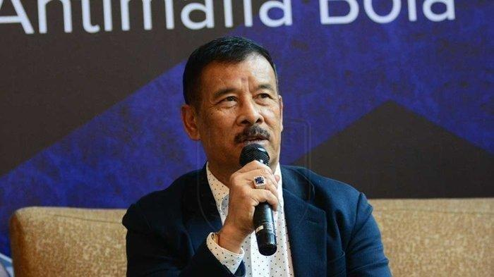 Umuh Muchtar Segera Tinggalkan Persib Bandung Jika Jadi Exco PSSI