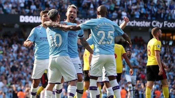 Man City Siapkan Kejutan saat Jamu Arsenal di Liga Inggris, Bakal Pamerkan Tulisan Khusus di Jersey