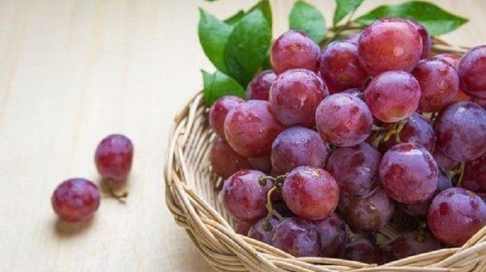 Anggur Bisa Bantu Turunkan Berat Badan dan Diet, Simak 11 Manfaat Lain Anggur bagi Tubuh