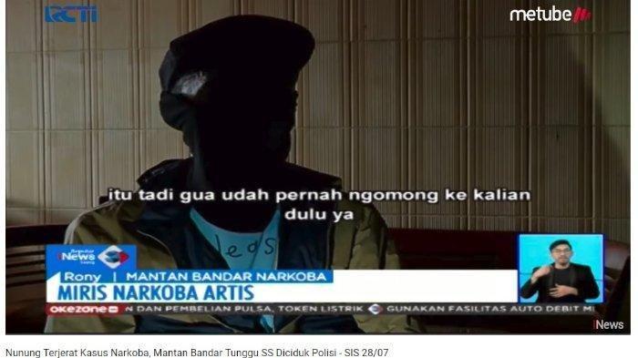 Selain Nunung, Mantan Bandar Sebut Ada Artis Inisial SS yang Gunakan Narkoba, Siapa?