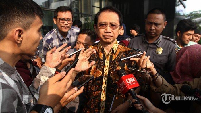 Dituding Terlibat Kudeta di Partai Demokrat, Marzuki Alie: Saya Ini Mereknya SBY