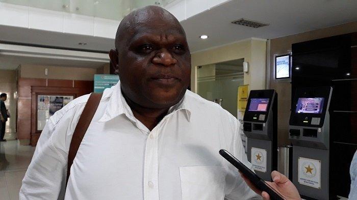 Ambroncius Nababan Jadi Tersangka Kasus Rasisme, Natalius Pigai: Laporan Polisi Itu di Luar Saya