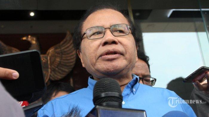 Kritik Kinerja OJK yang Dinilai Buruk, Rizal Ramli: Mereka Malah Sibuk Bikin 2 Tower Tinggi Sekali