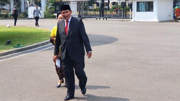 Tumpak Panggabean Dipilih Jokowi Jadi Ketua Dewan Pengawas KPK