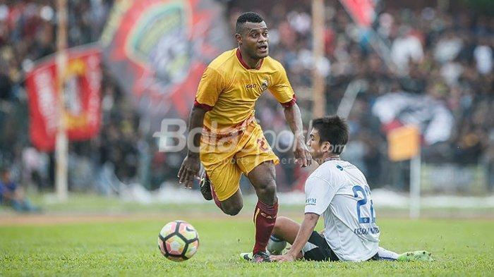 Kontrak dengan Madura United Habis, Marckho Sandy Ingin Bergabung dengan Persipura Jayapura