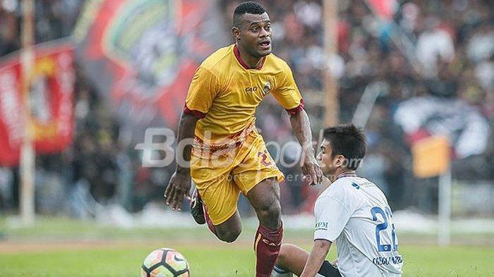 Tolak Tawaran Tim di Indonesia hingga Malaysia, Marckho Sandy Tetap Ingin Perkuat Persipura Jayapura