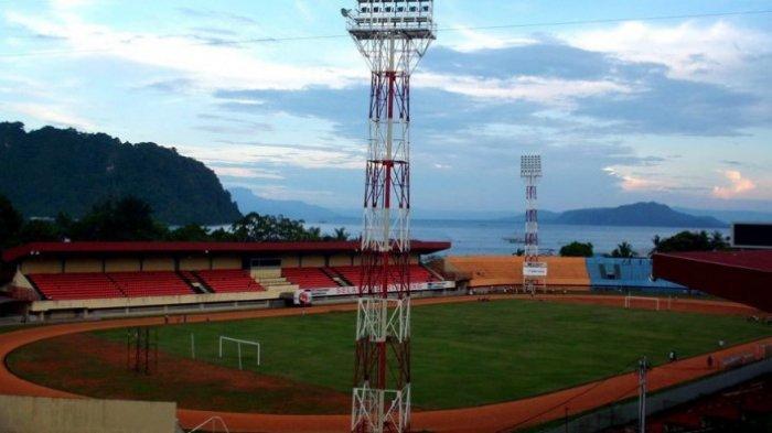 Markas Persipura Jayapura, Stadion Mandala, Papua