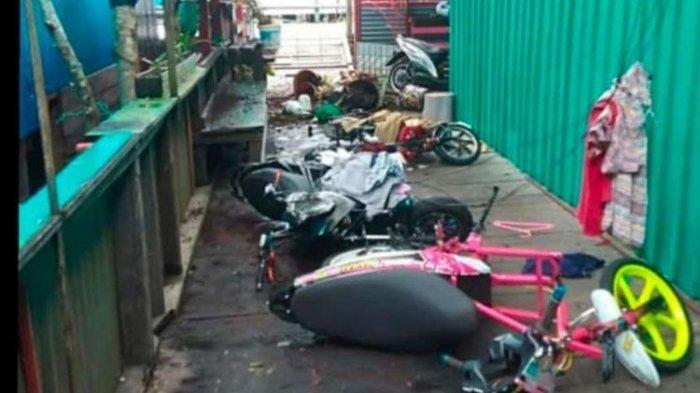 Tolak Hasil Pilkada, Massa Rusak Rumah Dinas hingga Kantor KPU setelah Pelantikan Bupati Asmat