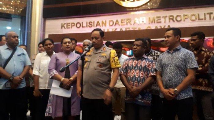 Mahasiswa Papua di Jakarta Tak Terpengaruh Kerusuhan di Manokwari