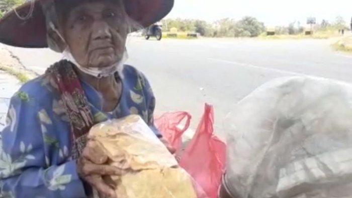 Cerita Mbah Riyem 50 Tahun Keliling Jalan Kaki Jualan Kerupuk: Saya Tidak Pernah Minta-minta