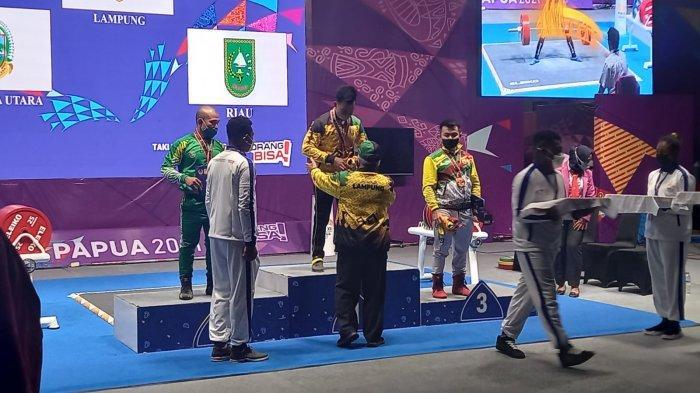 Klasemen Sementara Medali PON XX Papua 13 Oktober: Jabar di Puncak, Bali Lampaui Jateng