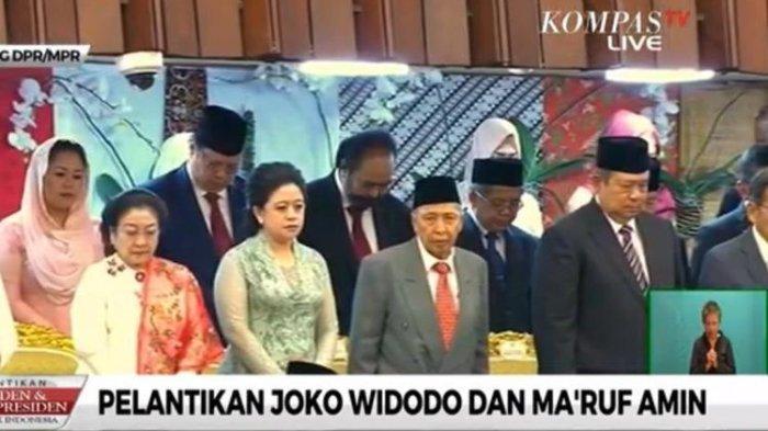 Terharu Megawati dan SBY Hadir di Pelantikan Jokowi, Ketua MPR: Buat Indonesia Hari Ini Makin Indah