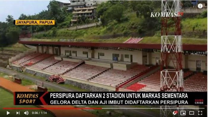 Persipura Jayapura Resmi Daftarkan 2 Stadion untuk Home Base, Benhur Tomi: Sudah Lolos Verifikasi