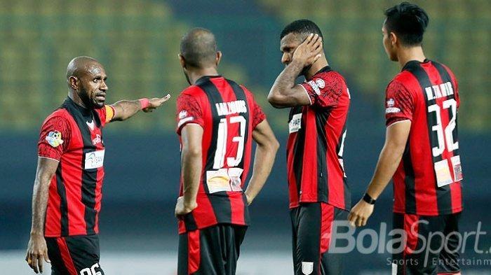 Jadwal Lengkap Persipura Jayapura di Liga 1 2020, Diawali Kontra PSIS dan Ditutup TR-Kabo