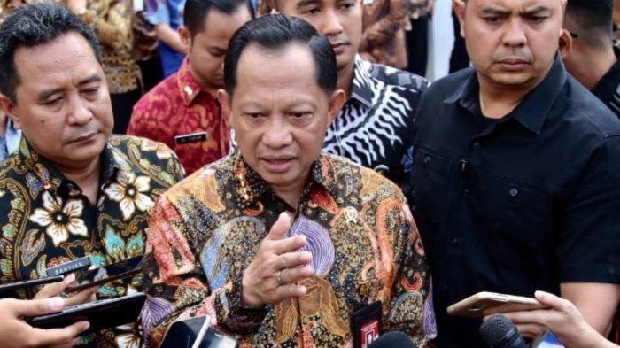 Minta DPR Segera Selesaikan Pembahasan RUU Otsus Papua, Mendagri: Harus Selesai Tahun 2020