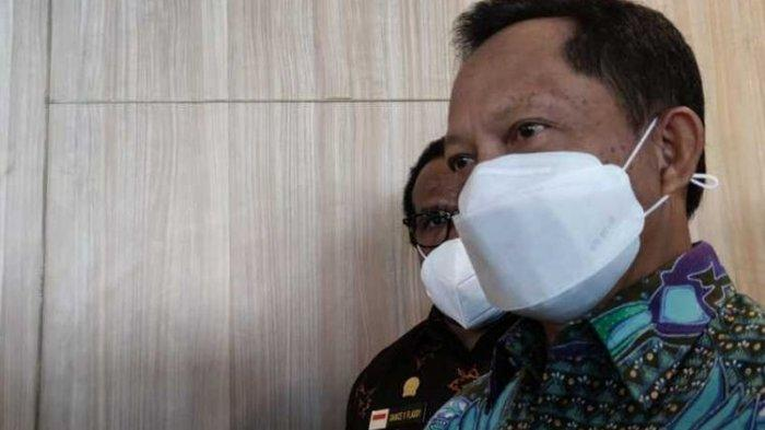 Tegur Keras Lukas Enembe, Tito Karnavian: Kalau Memang Urgent Sekali, Komunikasi dengan Saya