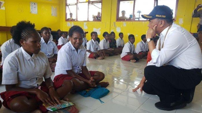 Pascakerusuhan, Aktivitas Sekolah di Wamena Mulai Berangsur Pulih, Sebagian Siswa Masih Trauma