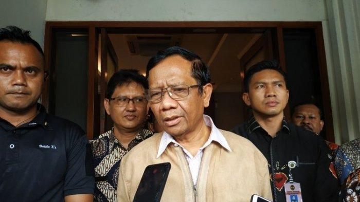 Ingin Penegakan Hukum di Papua Tak Terpengaruh Iklim Politik, Mahfud MD: Itu soal Lain