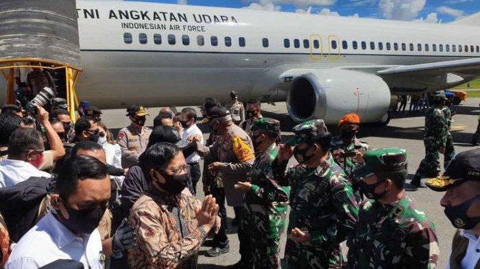 BREAKING NEWS: Hari ini Menkopolhukam Mahfud MD Kunjungi Papua