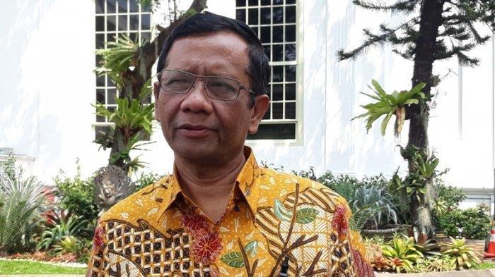 Soal Kasus Dugaan Korupsi Asabri, Mahfud MD Tanggapi Bantahan Dirut dan Nasihati TNI-Polri