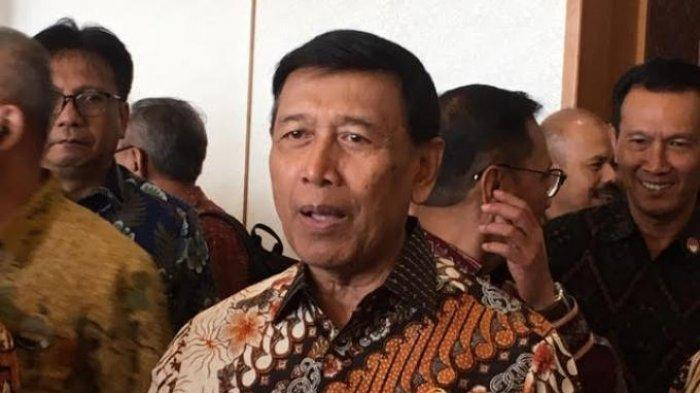 Kerusuhan di Jayapura, Wiranto: Saya Dapat Laporan Massa Bakar Gedung MRP dan Menjebol Rumah Tahanan