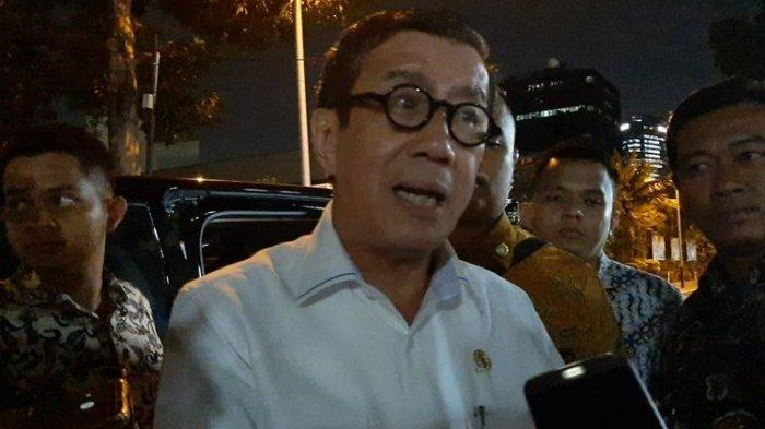 Yasonna Laoly Digugat ke PN Surakarta, Dampak Asimilasi 30.000 Napi Bikin Resah Warga