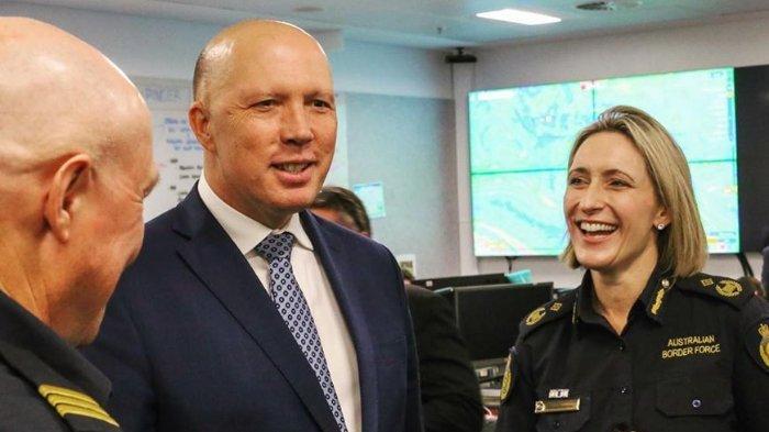 Menteri Dalam Negeri Australia Peter Dutton Positif Terinfeksi Virus Corona