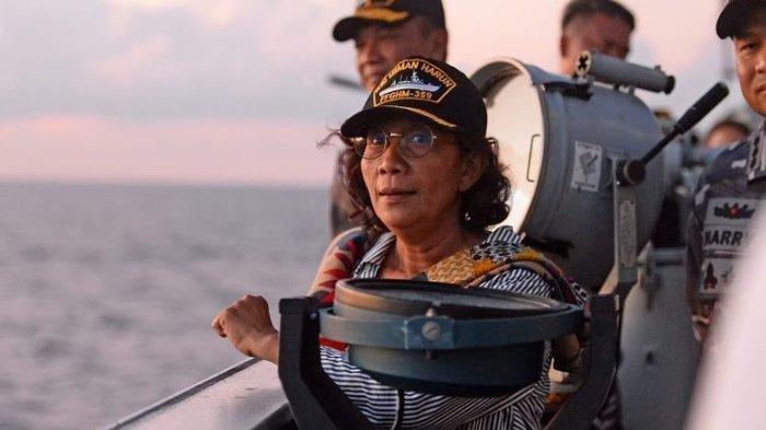 Reaksi Susi Pudjiastuti soal Video Viral Perbudakan ABK Indonesia di Kapal China: Jahat Luar Biasa