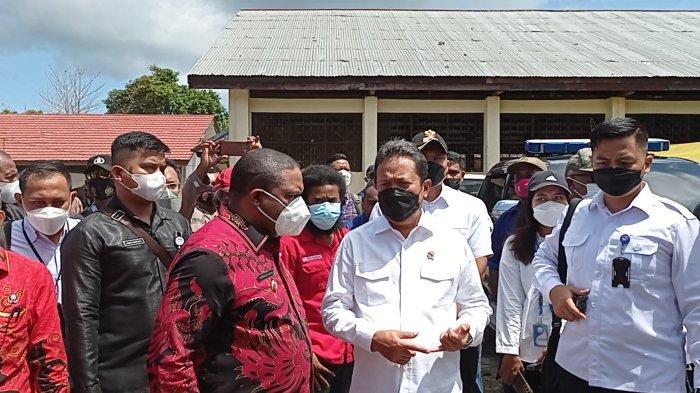 Kunjungi Borobudur, Menteri Kelautan dan Perikanan Siap Perjuangkan Nasib Kampung Nelayan