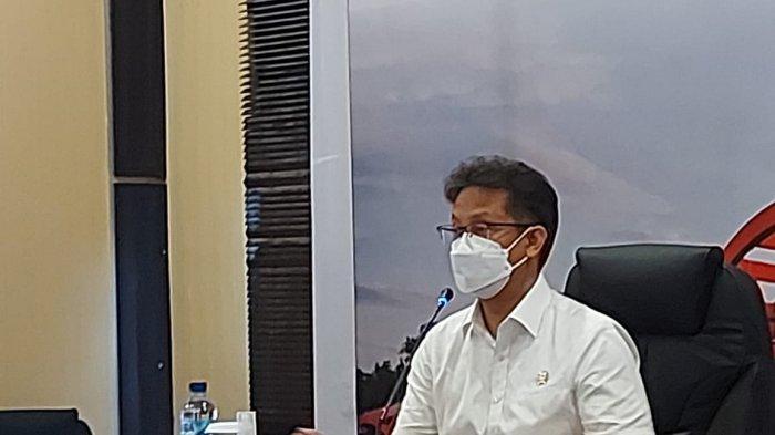 Menkes Pantau Vaksinasi Covid-19 dan Lahan untuk Pembangunan RS di Jayapura
